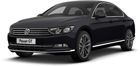 VW Passat | Deep Black