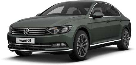 VW Passat | Indium Grey