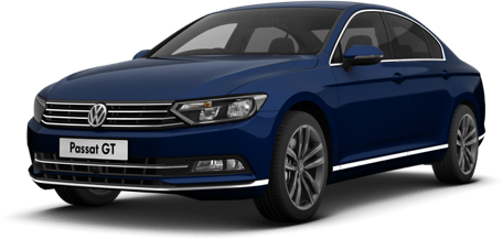 VW Passat | Night Blue