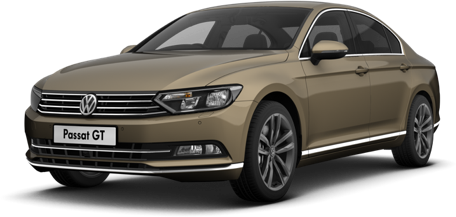 VW Passat | Sand Gold