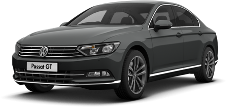 VW Passat | Urano Grey