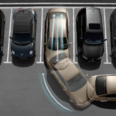 VW Passat | Park Assist
