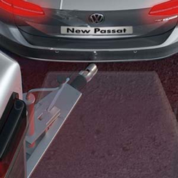 VW Passat | Trailer Assist
