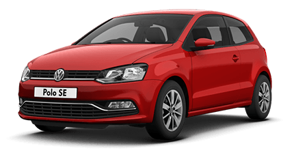Volkswagen Polo - Flash Red