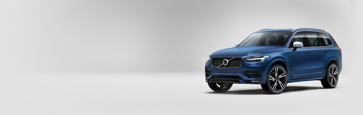 Volvo XC90 - Commitment to Safety