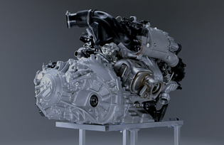 Volvo XC90 - Engine 2