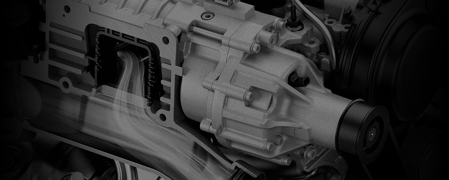 Volvo XC90 - Engine