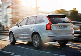 Volvo XC90 - Intellisafe