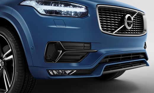 Volvo XC90 - Detail Section 1