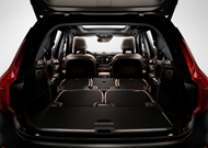 Volvo XC90 - Detail Section 2