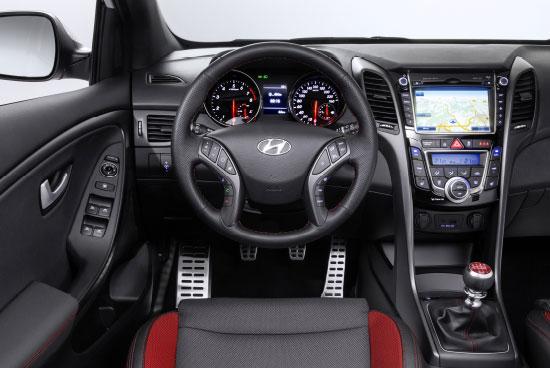 Hyundai i30 Turbo I Arnold Clark