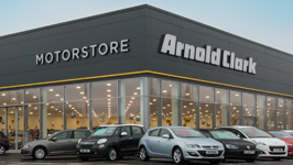 Chesterfield Motorstore showroom