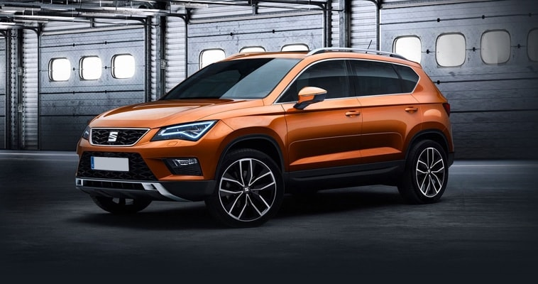 Image of the All-New SEAT Ateca
