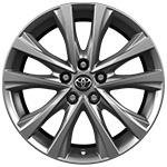 Toyota Rav4 Alloys