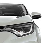 Toyota Rav4 led headlamps